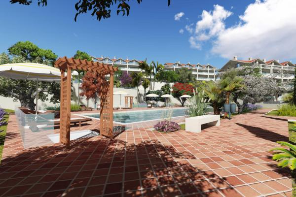 2 Dormitorio, 2 Baño Ático En Venta en Ocean Hills, New Golden Mile