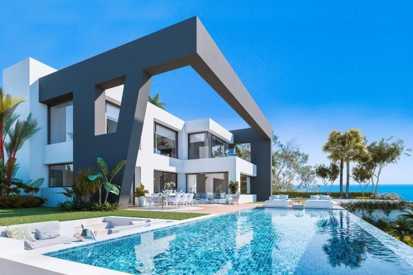 4 Bedroom, 4 Bathroom Villa For Sale in La Paloma, Manilva
