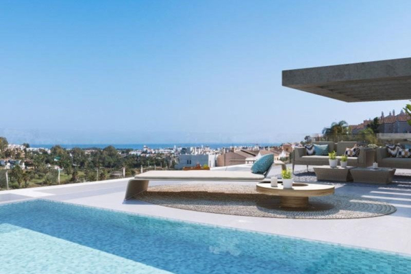 2 Bedroom, 2 Bathroom, Penthouse for Sale in Atalaya, New Golden Mile