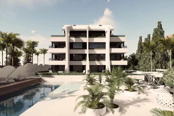 New Development Penthouses for Sale in Artola, Marbella East