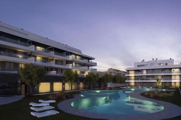 2 Bedroom, 2 Bathroom, Apartment for Sale in La Cala de Mijas, Mijas Costa