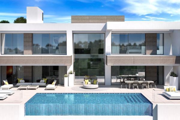 Light Blue Villas
