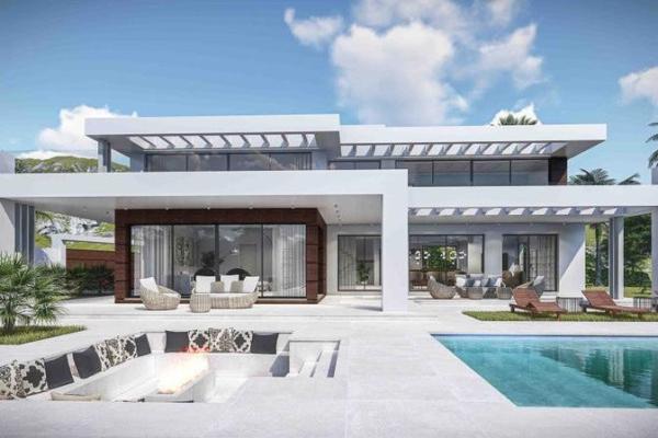 5 Dormitorio, 5 Baño Villa En Venta en Las Chapas, Marbella East