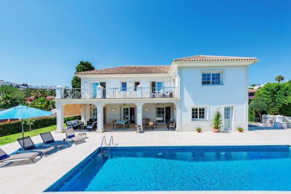 7 Dormitorio, 6 Baño Villa En Venta en Casablanca, Marbella Golden Mile