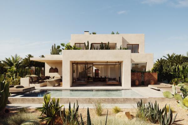 4 Dormitorio, 4 Baño Villa En Venta en Los Monteros Playa, Marbella