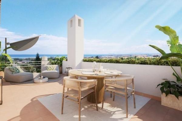 3 Bedroom, 1 Bathroom Apartment For Sale in Marbella