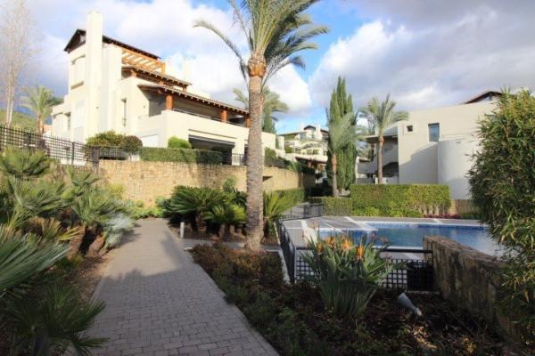 3 Chambre, 3 Salle de bains Appartement A Vendre danse Imara, Marbella Golden Mile
