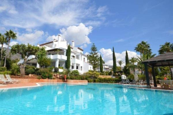4 Chambre, 4 Salle de bains Penthouse A Vendre danse Marbella Golden Mile